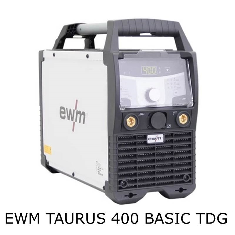 EWM Taurus 400 Basic TDG 500x500 name